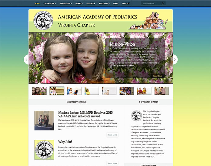 Virginia Chapter American Academy of Pediatrics