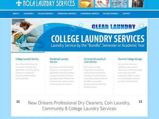 NOLA Laundry Services