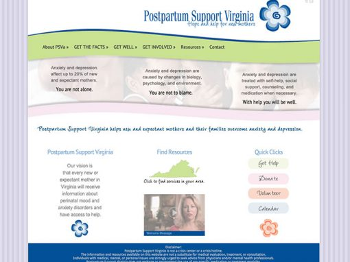 Postpartum Virginia