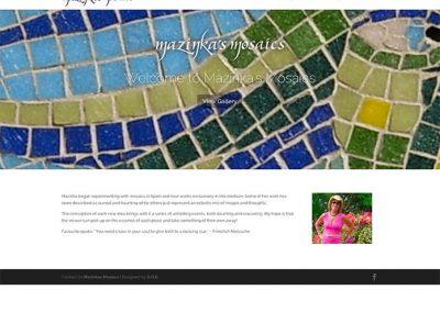 Mazinka's Mosaics