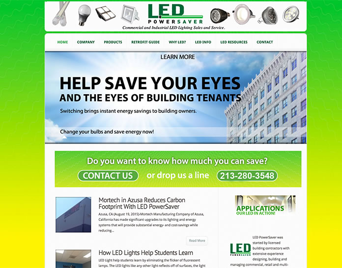 LED Power Saver