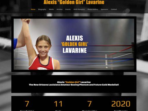 Alexis Lavarine