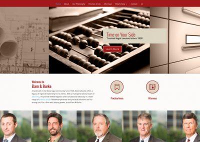 Elam & Burke Attorney Firm